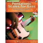 【预订】Pentatonic Scales for Bass: Fingerings, Exercises and P