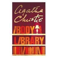 英文原版 Body in The Library 藏书室女尸之谜 阿加莎侦探系列