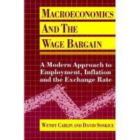 【预订】Macroeconomics & the Wage Barg