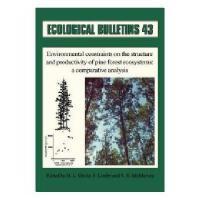 【预订】Environmental Constraints On The Structure And