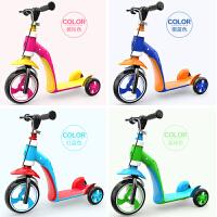 多功能滑滑车1-2-3岁滑板车儿童可坐小孩宝宝幼儿男女