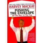 【全新直发】Pushing the Envelope Harvey Mackay(哈维・麦凯) 97804490066