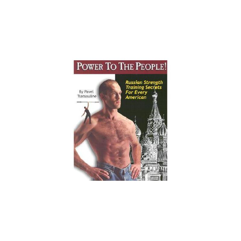 【预订】Power to the People!: Russian Strength Training 美国库房发货,通常付款后3-5周到货!