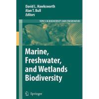【预订】Marine, Freshwater, and Wetlands Biodiversity Y97890481