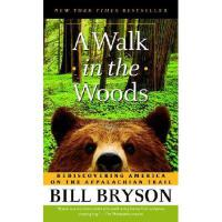 【现货】A Walk in the Woods: Rediscovering America on the Appal