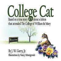 【预订】College Cat