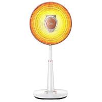 美的(Midea) NPS10-15B小太阳取暖器电暖器小暖阳新品定时摇头家用