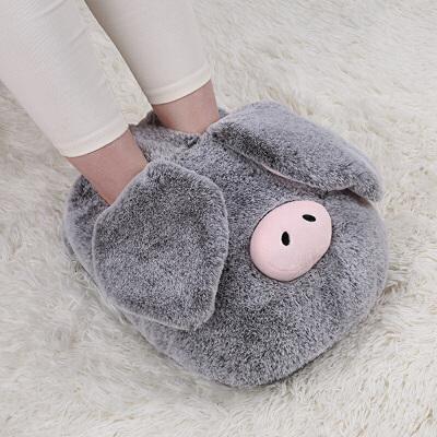暖脚宝女充电暖脚垫冬季暖足神器加热水袋床上睡觉用暖脚器