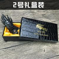 泰国鳄鱼爪子钥匙扣链男真皮汽车挂件前爪包包钥匙挂饰链