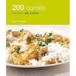 【预订】200 Curries: Hamlyn All Color