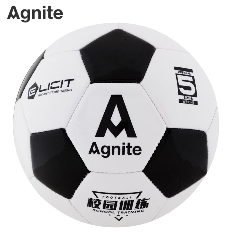 足球 5号PU皮 安格耐特 F1203比赛球 训练用球