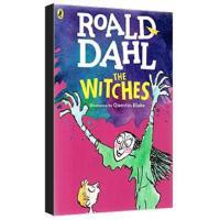 【现货】英文原版 女巫 The Witches 罗尔德达尔系列 8-12岁适读 假期读物