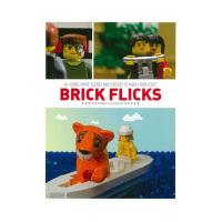BRICK FLICKS乐高积木大作战电影和海报场景设置玩具设计书籍