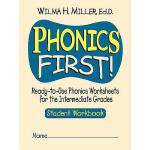 【预订】Phonics First! Ready-To-Use Phonics Worksheets