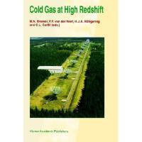 【预订】Cold Gas at High Redshift