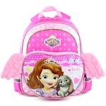 迪士尼 苏菲亚幼儿园书包儿童书包宝宝双肩背包SS80056