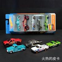 【领券立减】小跑车轨道赛道赛车合金小汽车玩具车男孩兰博基尼车模 火热皮卡 FYL18