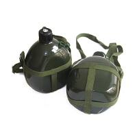 户外保温解放军大容量2升 军绿色特种兵训练水壶军备水壶特种部队1000ML不锈钢