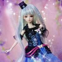 叶罗丽娃娃娃娃罗丽仙子冰公主夜萝莉精灵梦全套芭比套装女孩玩具 【正版29CM】+运费险