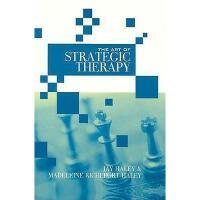 【预订】The Art of Strategic Therapy