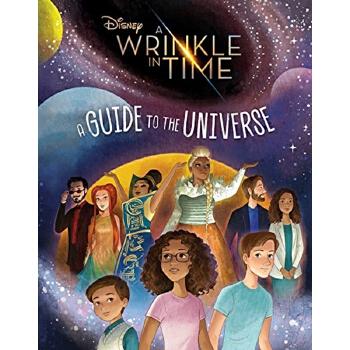 电影播改b��ak9k�9o.�in_a wrinkle in time a guide to the universe 精装 全彩绘本 电影相关