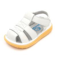 夏季女童鞋小童鞋子男婴儿童学步凉鞋宝宝鞋