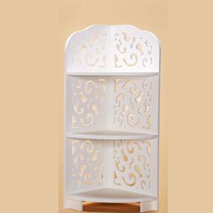 门扉 转角柜 卫生间三角置物架收纳架浴室置物架洗濑台转角架