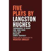 【预订】Five Plays by Langston Hughes