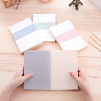 得力日韩笔记本Y36112精装学生办公记事笔记日记本硬面课堂便携创意本
