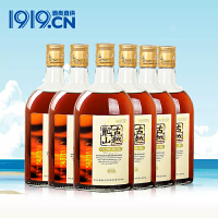 【1919酒类直供】古越龙山清醇三年 绍兴黄酒500ml*6