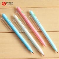 【12支包邮】可擦笔小学生可擦中性笔摩易擦热可擦中性笔 可擦魔力擦送橡皮促