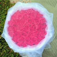 香皂花玫瑰花礼盒肥皂花束生日礼物女生送女友闺蜜创意浪漫