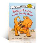 英文原版 小饼干 My First I Can Read Biscuit and the Lost Teddy Bea