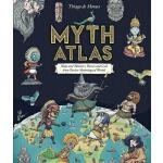 【中商原版】神话地图 英文原版 Myth Atlas 精装 多样文化百科 6-12岁