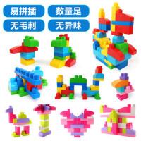 费雪美高积木80粒男孩女孩拼插儿童塑料大颗粒益智玩具1-2周岁