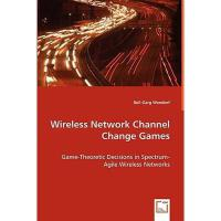 【预订】Wireless Network Channel Change Games