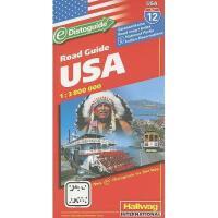 【预订】USA Road Guide e-Distoguide