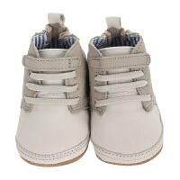 保税区发货/美国直邮 Robeez Elijah Boot 儿童软底学步鞋小皮靴 卡其色 海外购