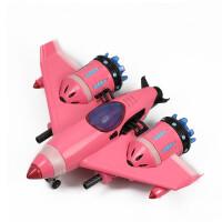 航天飞机探索者哥伦比亚发现号太空飞船合金飞机模型声光玩具