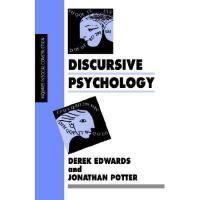 【预订】Discursive Psychology