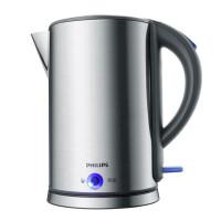 Philips/飞利浦 HD9319电热水壶1.7L 304食品级不锈钢大容量保温