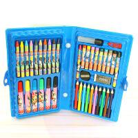 新品 聚点文具42件套装水彩笔42件套礼盒装儿童节礼物奖品