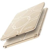 苹果平板电脑ipad2 3 4保护套真皮A1458 A1460 A1395 A1396 A1416时