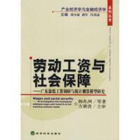 劳动工资与社会保障 广东低工资调研的统计测算模型研究 韩兆洲