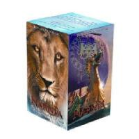 【现货】英文原版The Chronicles of Narnia Movie Tie-in Box Set 纳尼亚传奇