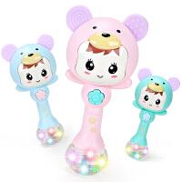 婴儿摇铃玩具0-1岁手抓握训练可啃咬宝宝男孩女孩3-6-12个月智力