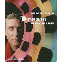【预订】Brion Gysin: Dream Machine