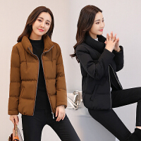 【停止发货 2月22之后发货】Fanru梵如 2018冬装新款韩版修身羽绒棉服女短款棉衣短外套冬装风衣外套女棉服面包服