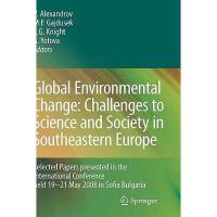 【预订】Global Environmental Change: Challenges to Science