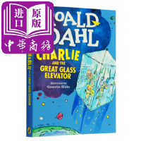 【中商原版】查理和大玻璃升降机charlieand 童书7~10岁英文原版